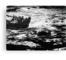 """Ghost Ship"" Canvas Print"