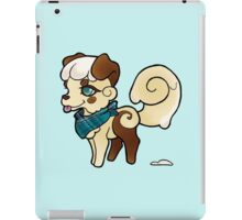 Sweetroll Pup iPad Case/Skin