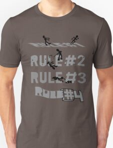 4 Simple rules T-Shirt
