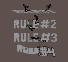 4 Simple rules Unisex T-Shirt