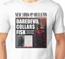 Daredevil Newspaper  Unisex T-Shirt