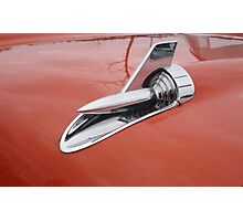 1957 Chevy Bullet Photographic Print