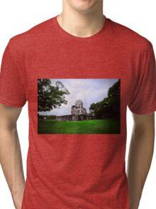 Hiroshima A-Bomb Dome Tri-blend T-Shirt