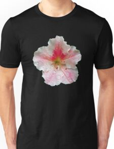 'Pink Azalea Macro' Unisex T-Shirt