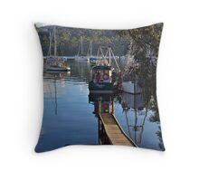 Kettering Marina 3 Throw Pillow