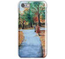 Park iPhone Case/Skin