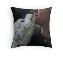 I Missed You, Mom! Throw Pillow