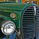 Ford Grille by Tamara Valjean