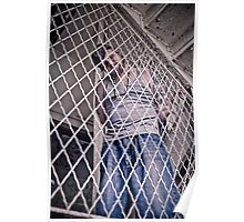 Caged by Earhart Poster