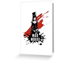 Mad Moxxi Greeting Card
