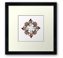 Sepiroth Framed Print