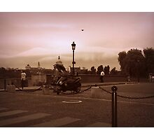 tidal wave cloud Photographic Print