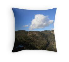 Snowy River National Park Throw Pillow