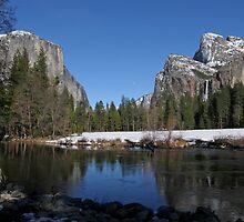 Dreaming of Yosemite by Patty Boyte