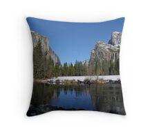 Dreaming of Yosemite Throw Pillow