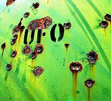 UFO Mine Tank by SuperV3K