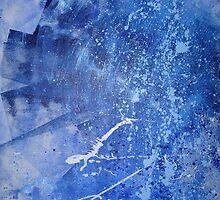 Just Blue by Claire Waddington