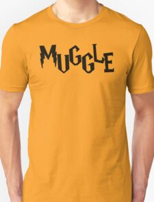 Me A Muggle  T-Shirt