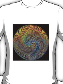 # 1  Waves Of Psychedelia T-Shirt