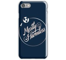 Earth: Mostly Harmless iPhone Case/Skin