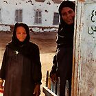 Nubian Women by Wayne Gerard Trotman