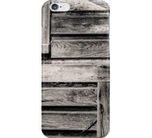weathered shed iPhone Case/Skin
