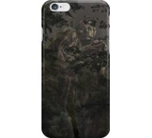 Cast out of the Garden iPhone Case/Skin