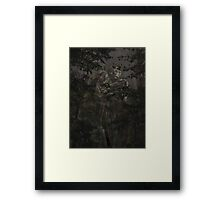 Cast out of the Garden Framed Print