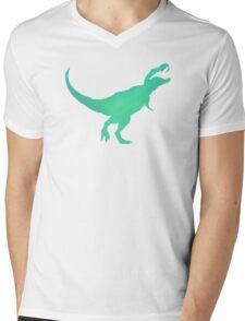Tyrannosaurus Rex Mens V-Neck T-Shirt