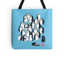 Where's Gunther? Tote Bag