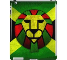 Rasta Lion. iPad Case/Skin