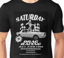 Saturday Night Drags Unisex T-Shirt