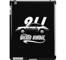1985 Porsche 911 iPad Case/Skin
