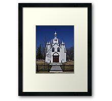 St, Nicholas, Ukrainian Orthodox Church Framed Print