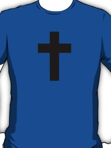 Cross Religion Cool Dope Swag Hipste T-Shirt
