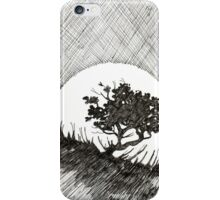 An African Moon iPhone Case/Skin