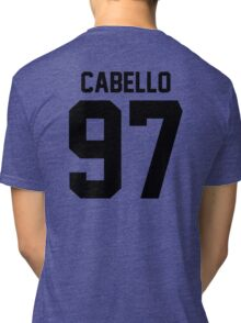 #FIFTHHARMONY, Camila Cabello Tri-blend T-Shirt