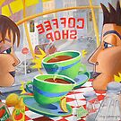 Chemistry at the Coffee Shop by nancy salamouny