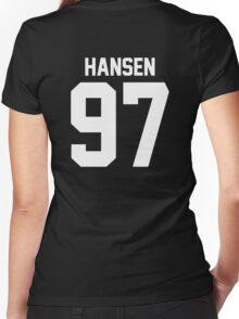#FIFTHHARMONY, Dinah Jane Hansen Women's Fitted V-Neck T-Shirt