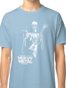 Funny Darth Vader Heavy Metal Classic T-Shirt