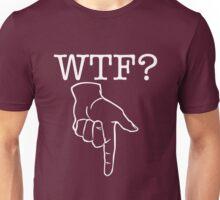 WTF? Naughty Bits (reverse) Unisex T-Shirt