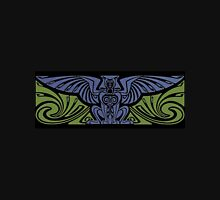 Art Nouveau - winged creature Women's Fitted Scoop T-Shirt