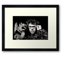 ...sweet nothings... Framed Print