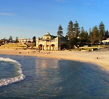 Cottesloe Beach - Western Australia by Paul Fulwood