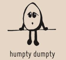 humpty dumpty by knoppie