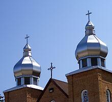 Ukrainian Church by AnnDixon
