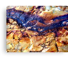 Black Rock Mountain Canvas Print