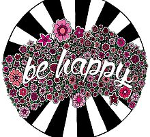 Be Happy by lizzyad