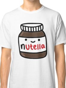 Nutella Cute Classic T-Shirt