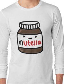 Nutella Cute Long Sleeve T-Shirt